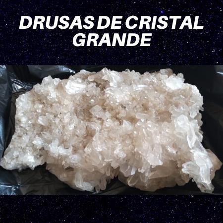 Drusa de Cristal Grande